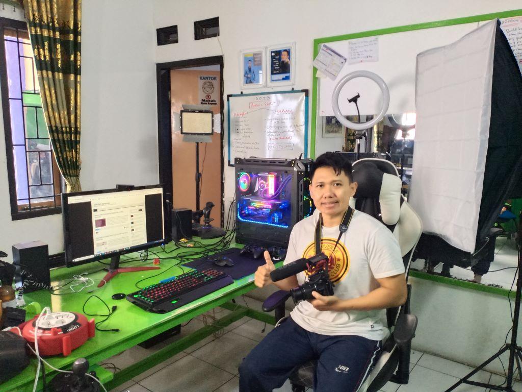 Alfin Dani - AlfinTech Computer 1