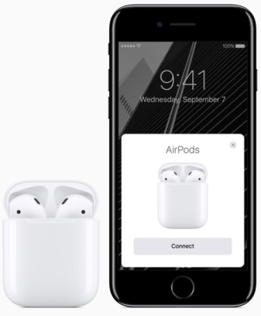 Disconnecting Your Airpods And Then Reconnecting Them