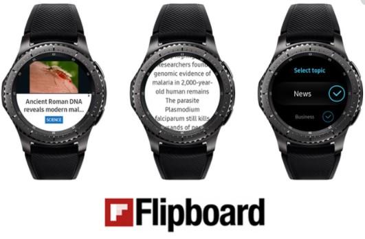 Flipboard News Briefing