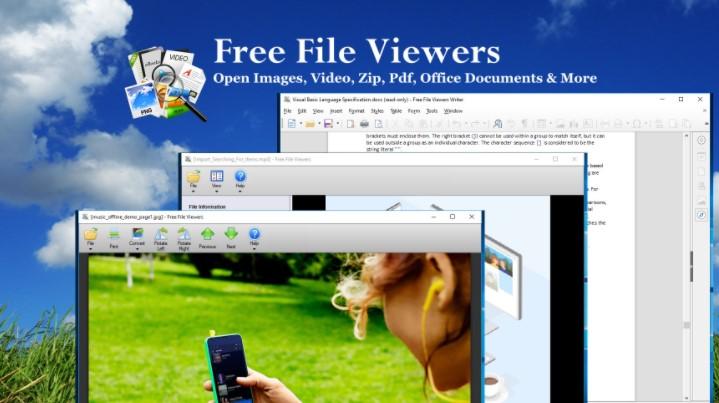 Free File Viewer