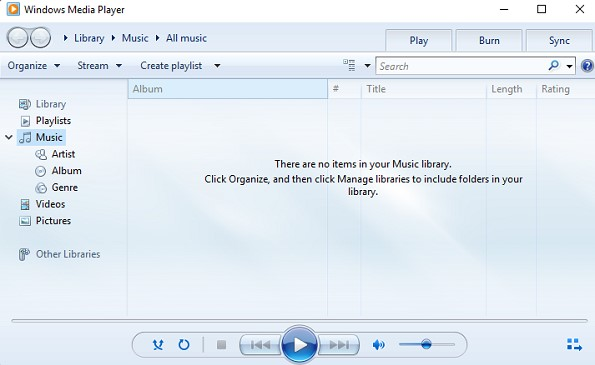 How Do You Get Help to Find Windows Media Player on Windows 10
