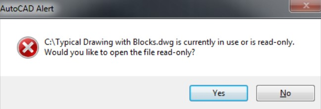If the DWL file cannot be opened or you get an error message, there are some other methods that you can try, aside from trying different programs like Autocad.