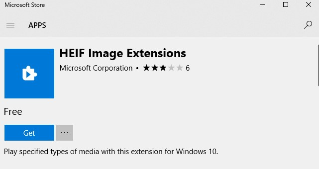 Opening HEIC Files By Using HEIC Image Extensions to Windows