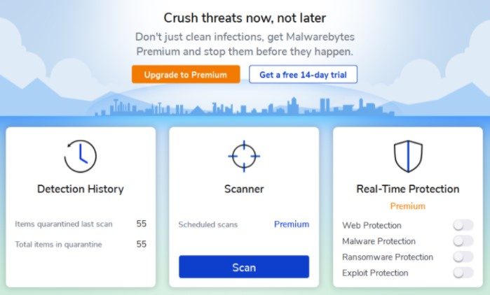 Scanning Your PC for Malware