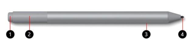 Surface Pen with no clip