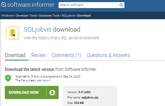 The first trusted site is Software.informer