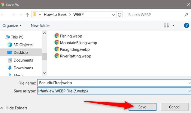 WebP file