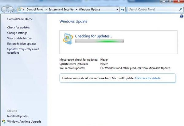 Windows update3