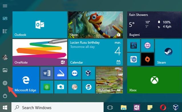 change the Xbox game bar (keyboard shortcuts) in setting