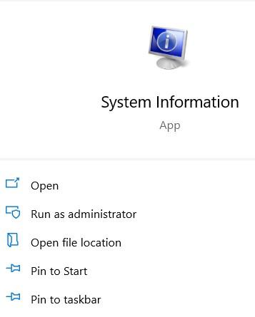 choose the suitable file for your version of Windows