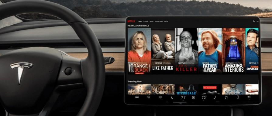 CarPlay Netflix