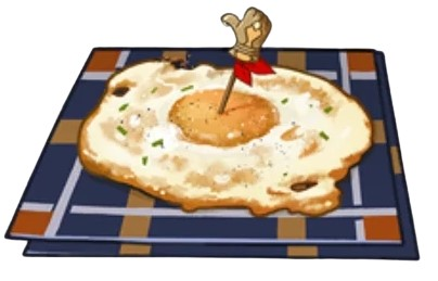 Crispy Teyvat Egg