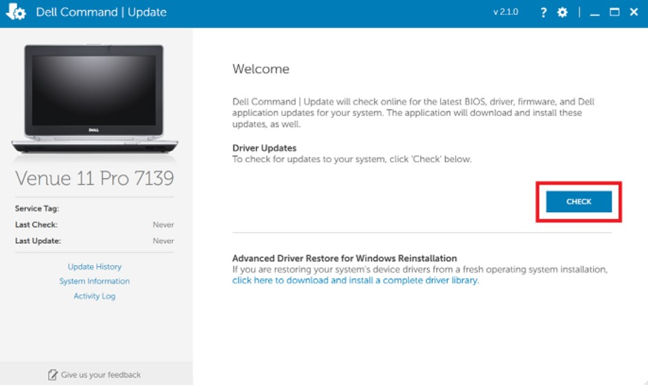 Dell Command Update1