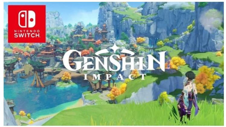 Genshin Impact in Nintendo Switch Price