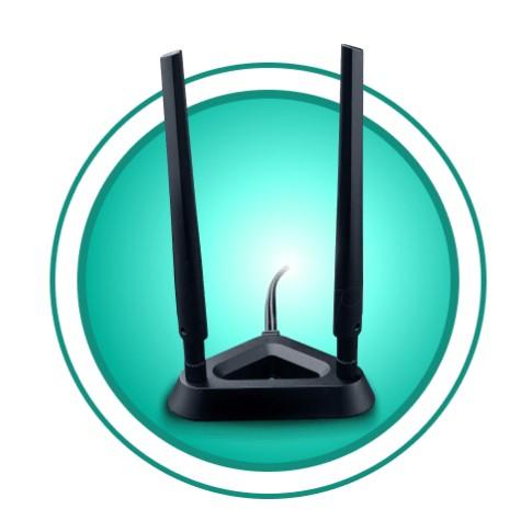 Get a stronger antenna