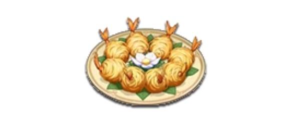 Golden Shrimp Balls Recipe