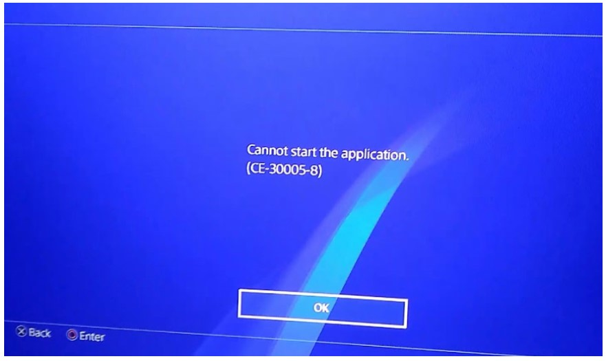How to Fix CE-30005-8 PS4 Error Code [SOLVED]