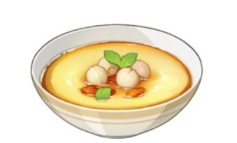 Lotus Seed and Bird Egg Soup