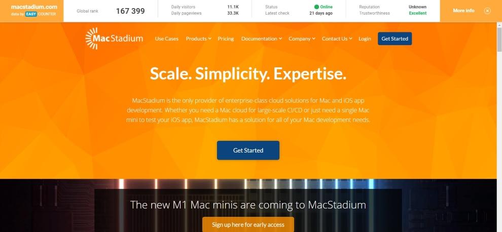 MacStadium Comparison