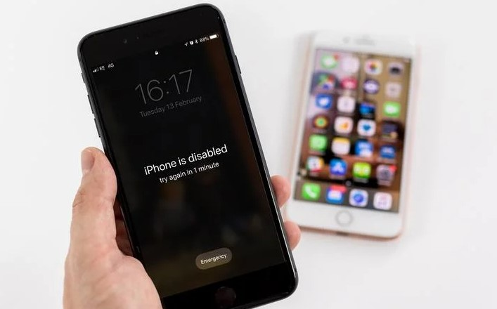 Methods for Fixing or Unlocking Disabled iPhone