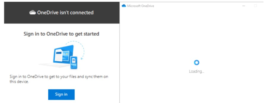 Methods for Solving OneDrive Stuck at Signing In