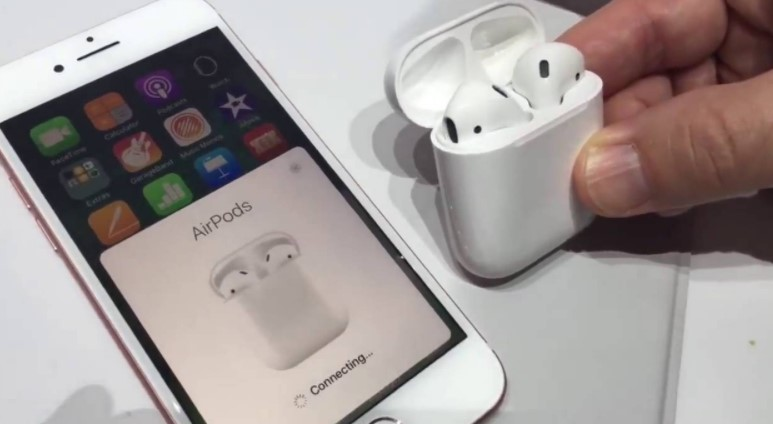 Moving Your Airpods Closer