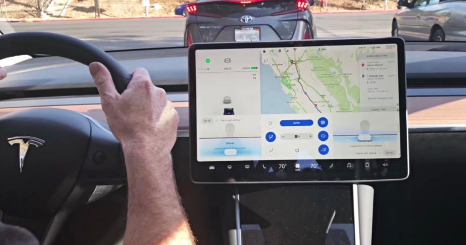 2020 Apple CarPlay Tesla Model 3 - How It Works ...