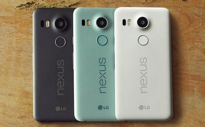 Nexus 5X.