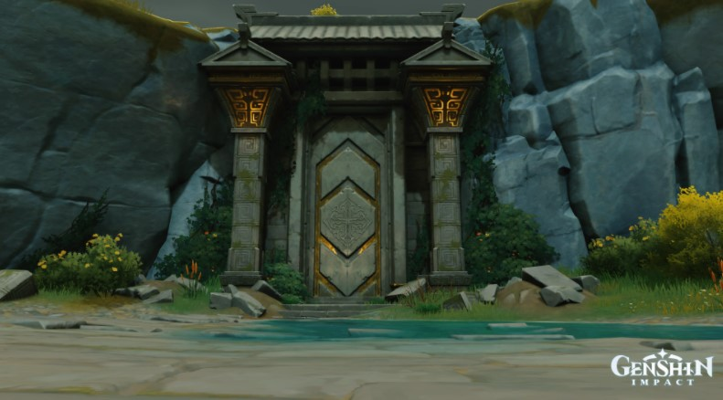 Nine Pillars of Peace Genshin Impact Chest Locked Guide