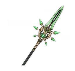 Primordial Jade WingedSpear