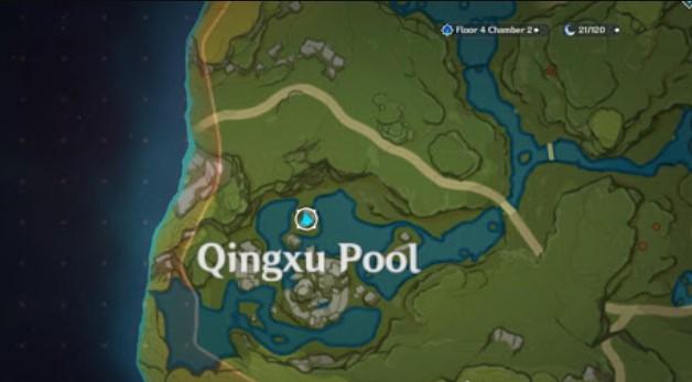 Qingxu Pool
