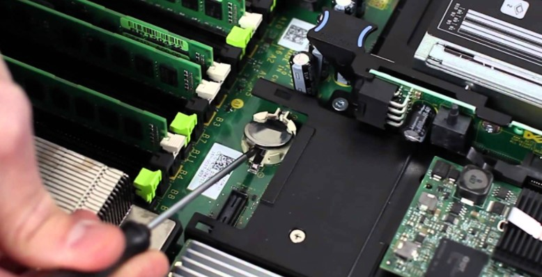 Replacing your CMOs battery