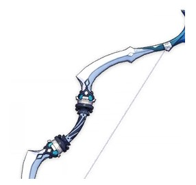 Sacrificial Bow weapons