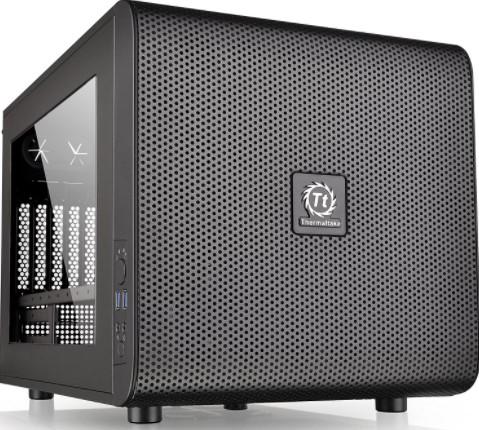 Thermaltake Core V21 SPCC Micro ATX Cube