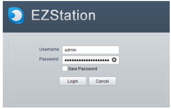 Use a user account with permissions to fix the password