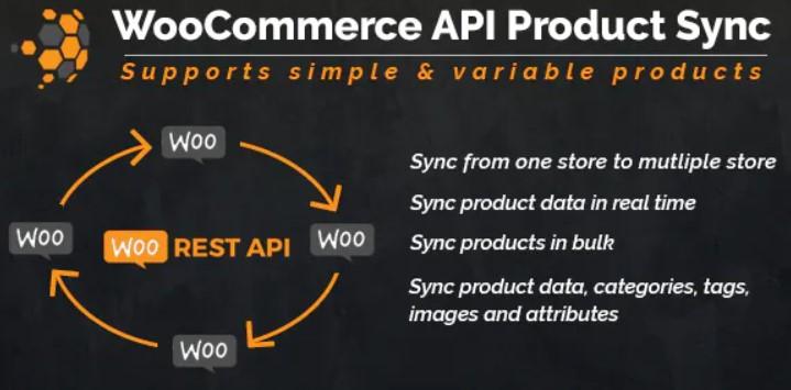 What is WooCommerce to WooCommerce Product Synchronization via API