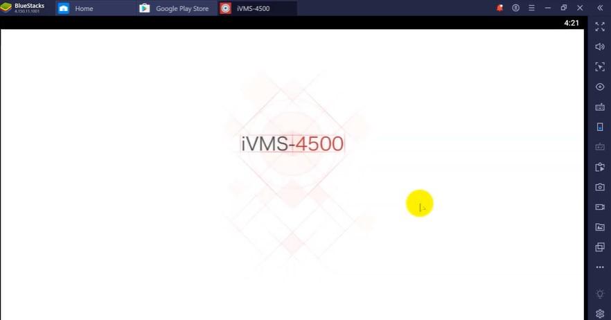 run iVMS-4500