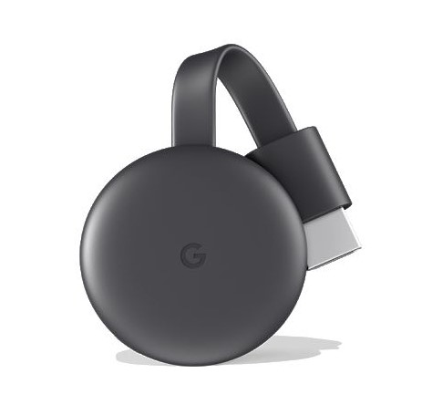 what is the exact reason for the Chromecast error video not found