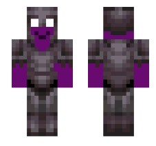 A very happy purple guy created by Iliketurtlesandfnaf