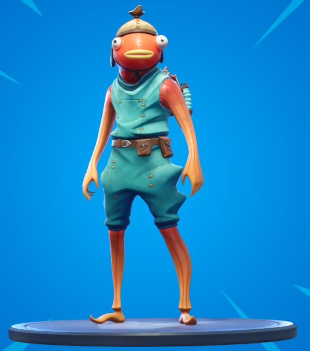 About Fortnite Fishstick