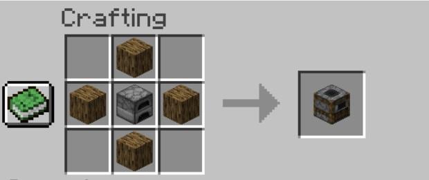 Add Items to make a Smoker