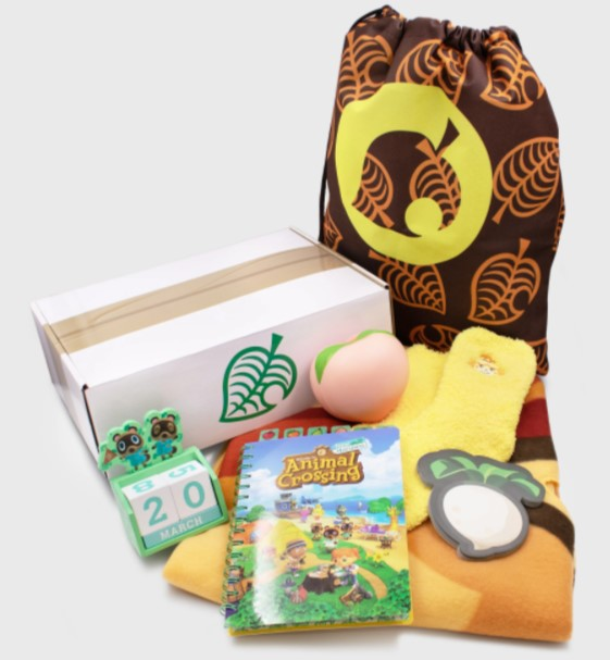 Animal Crossing Collectors Box Target Review