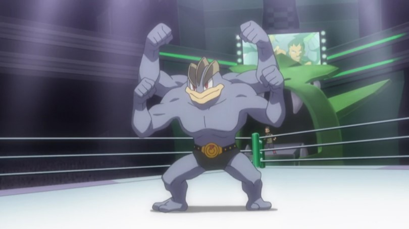 Best Moves for Machamp Pokemon Go