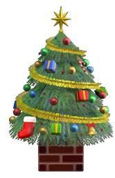 Big Festive Tree recipe