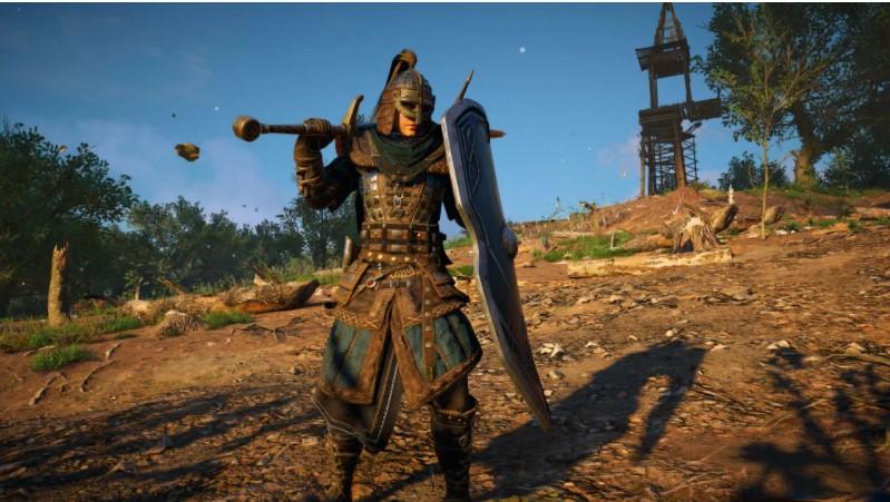 Brigandine Armor Set