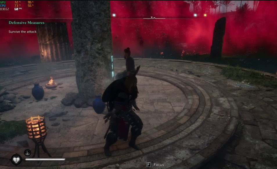 Defensive Measures AC Valhalla Glitch Bug