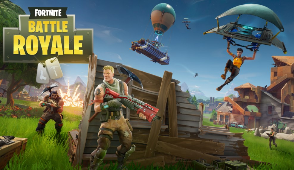 Fortnite Battle Royale Came Out On