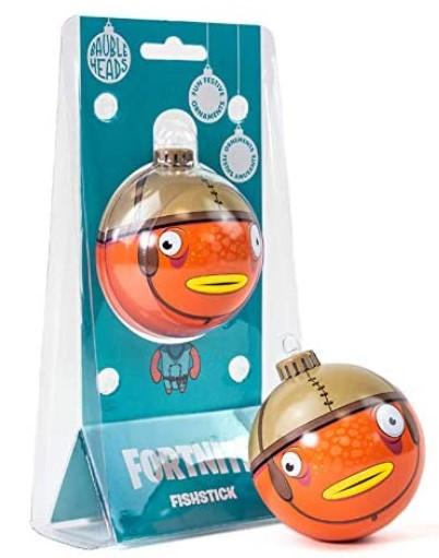 Fortnite Fishsticks Christmas Bauble