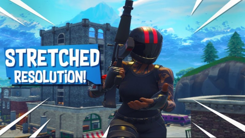 Fortnite Stretched Resolution