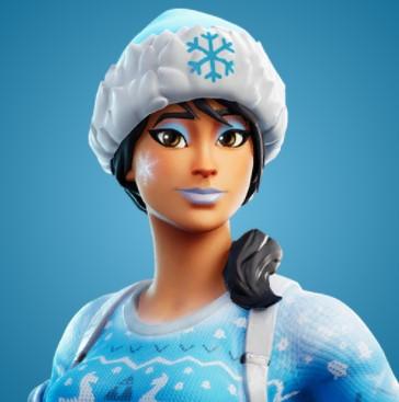 Frozen Nog Ops skin